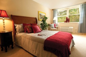 Comfortable Private Suites at The Gadens