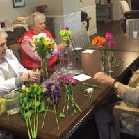 Floral Arranging - Group