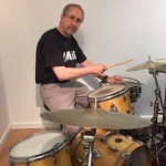 One of our finest musicians - David Samuels - a brilliant percussionist!