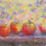 Adele Waife, Four Juicy Apples