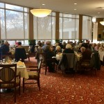 Lunch and Learn at The Mark, our elegant dining room at The Watermark at 3030 Park