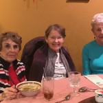 Great friends! Lil, Florence & Shirley of residents of The Watermark at 3030 Park