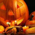 In our Memory Care and Assisted Living community at the Watermark at 3030 Park, the  residents will assist in carving pumpkins during this festive time of the year.