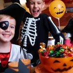 Happy Halloween!  What is Halloween without children saying