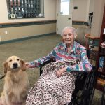 Tina and Sadie - Buddies forever! Building friendships at The Watermark 3030!!