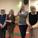 Another foursome who played in the mini golf tournament from The Inn and two associates from the Watermark at 3030.