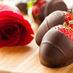 We at The Watermark at 3030 Park in the Independent Living neighborhood will be experiencing dipping strawberries in chocolate during the cooking demonstration on February 7th.