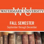 Our Watermark University Fall Programs are underway including our Lifelong Learning Programs at The Watermark at 3030 Park.