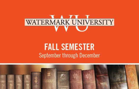 Watermark University Catalog For Fall 2019 Is In!