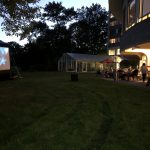 Movie under the stars at The Watermark at 3030 Park for all neighborhoods.